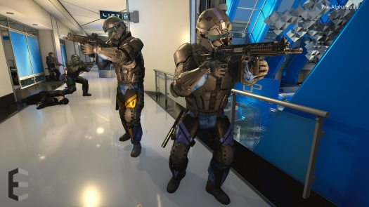 Team Behind Ghost Recon, Halo and SOCOM Launches Stealth-Action Tactical Shooter EPSILON