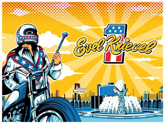 Evel Knievel Mobile Game Announced by Barnstorm Games