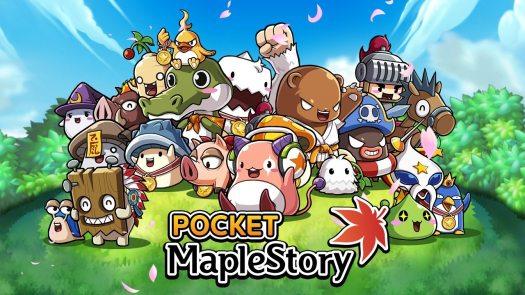 Pocket MapleStory Latest Update Features Blaze Wizard