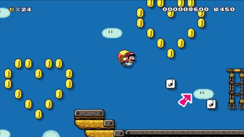 Nintendo New Software Update Brings Mid-Level Checkpoints and New Courses to Super Mario Maker