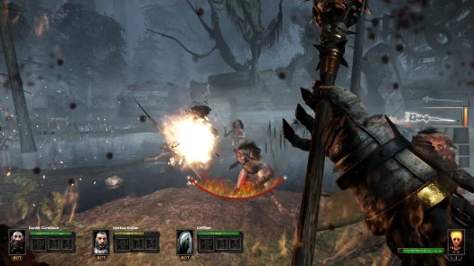Warhammer: The End Times - Vermintide New Overview Trailer