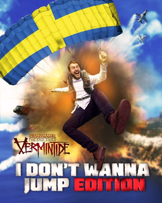 """Warhammer: End Times Vermintide """"I DON'T WANNA JUMP!!!"""" Special Edition Announced"""