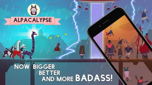 Alpacalypse New Update 1.1 Now Out for Mobile