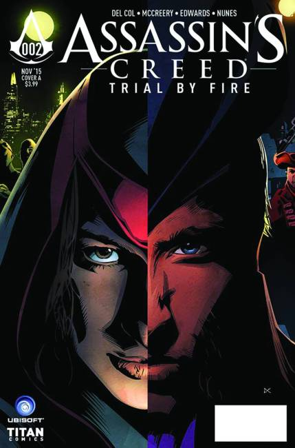 REVIEW of Assassin's Creed #002 Comic Trial By Fire