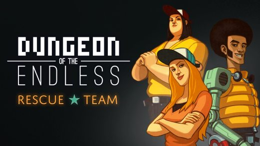 Dungeon of the Endless - Rescue Team - Keyart