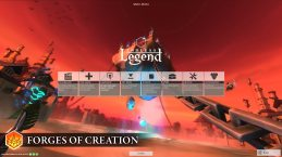 Endless Legend - Forges of Creation - Ardent Mages Menu Gaming Cypher