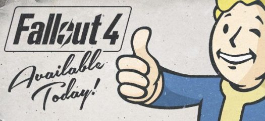 Fallout 4 Now Available, Launch Trailer