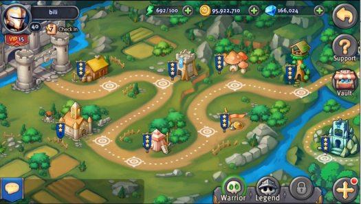 Heroes Tactics: Mythiventures Heading Soon to iOS, New Trailer