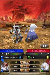 Longinus battle 2
