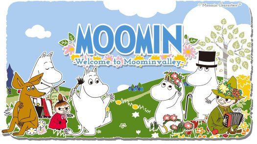 Moomin - Welcome to Moominvalley Now Available on App Store and Google Play