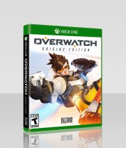 Overwatch Box Art Xbo One Gaming Cypher