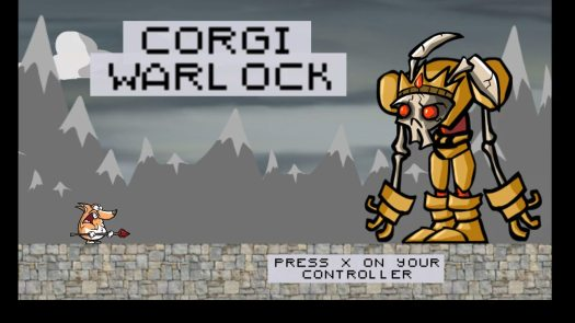 Corgi Warlock Now Available on Steam