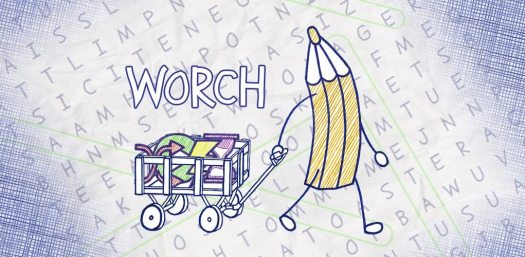 WORCH Word Search Puzzles Now Available for Mobile