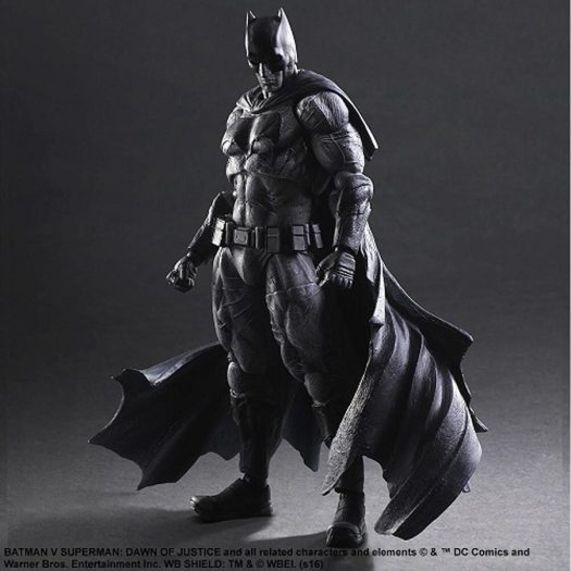 Square Enix's Exclusive SDCC BATMAN V SUPERMAN Figurine Now Available for Pre-order