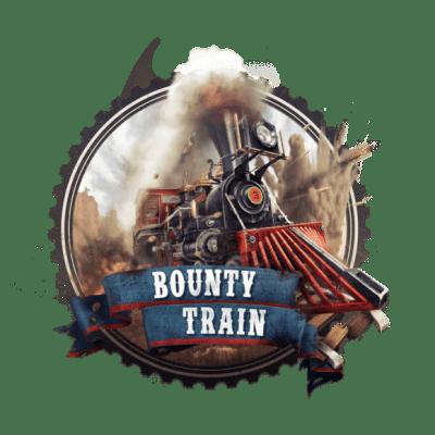 Bounty Train Logo Gaming Cypher
