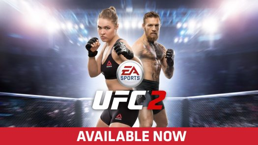 EA SPORTS UFC 2 Introduces All New Competitive Gaming Experience
