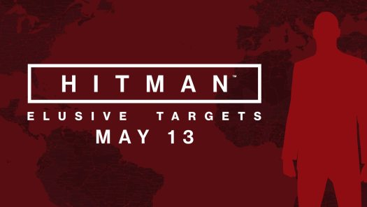 HITMAN First Elusive Target Coming Tomorrow, Friday the 13th