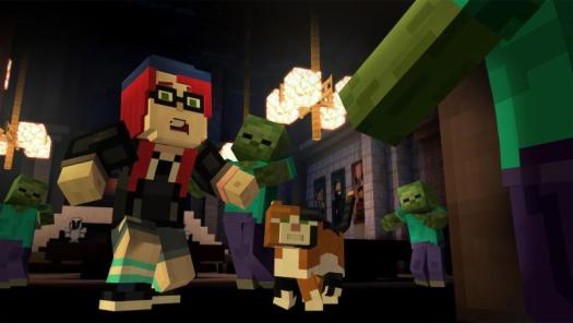 Minecraft: Story Mode - A Telltale Games Series Episode 7 Access Denied Now Out