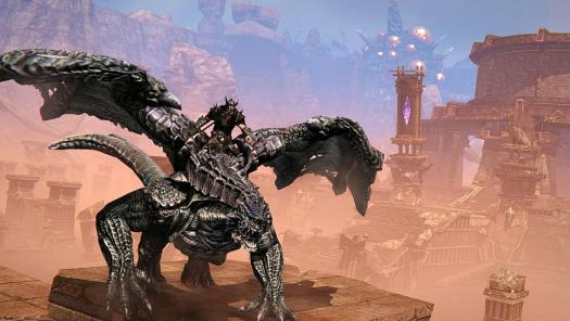 Riders of Icarus New Gameplay Video