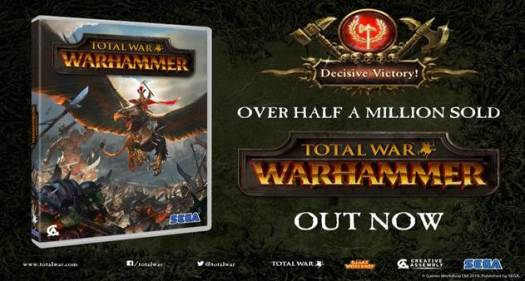 Total War: WARHAMMER Breaks Franchise Records in First Week