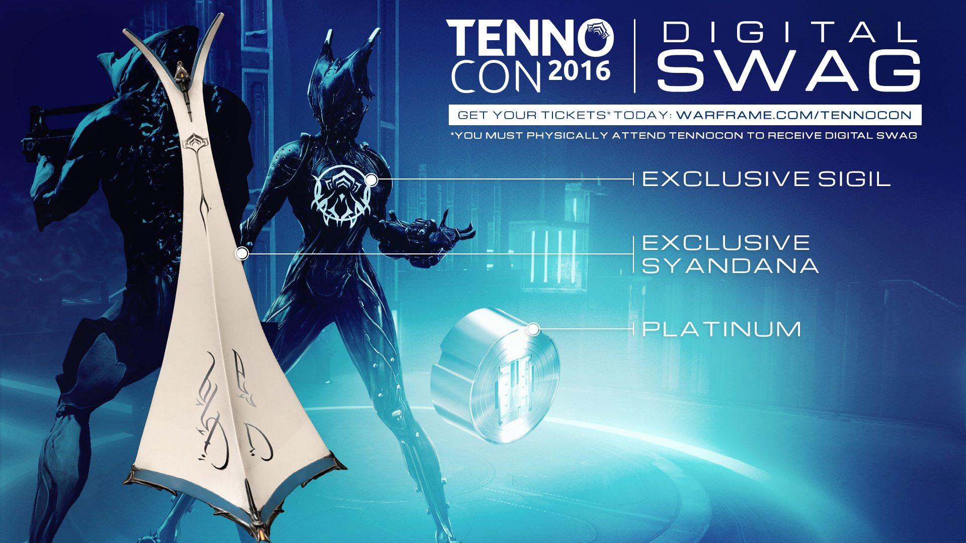 Warframe and Outward Bound Canada Partner on TennoCon 2016