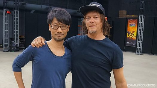 Death Stranding Video by Kojima Productions Starring Norman Reedus
