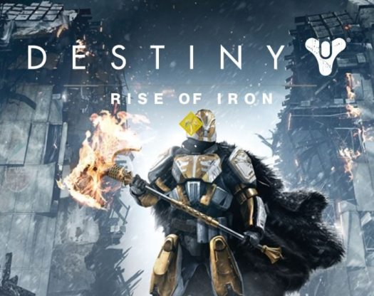 Destiny: Rise of Iron Now Available