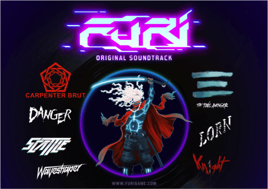 FURI Reveals Renowned Electro Musicians to Lead All-Original Soundtrack