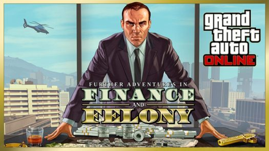 GTA Online: Further Adventures in Finance and Felony Official Trailer Released