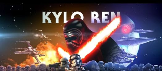 LEGO Star Wars: The Force Awakens Character Spotlight Series Continues with NEW Kylo Ren Video