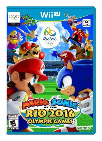 Host Your Own Olympic Games with Mario & Sonic on Wii U