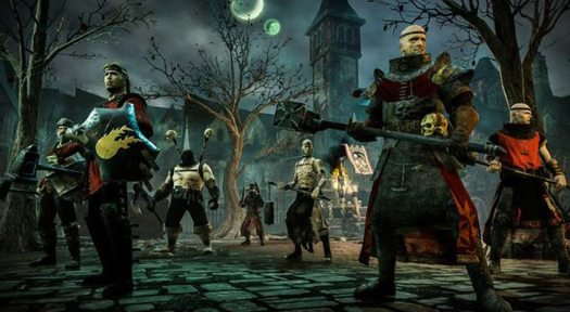 Mordheim: City of the Damned Witch Hunters DLC Available Now