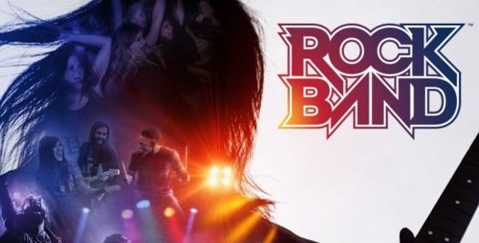 Rock Band Rivals Available Now