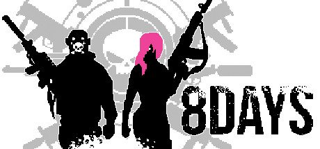 8DAYS 8-bit Shooter Coming to Consoles Feb. 7, 2017