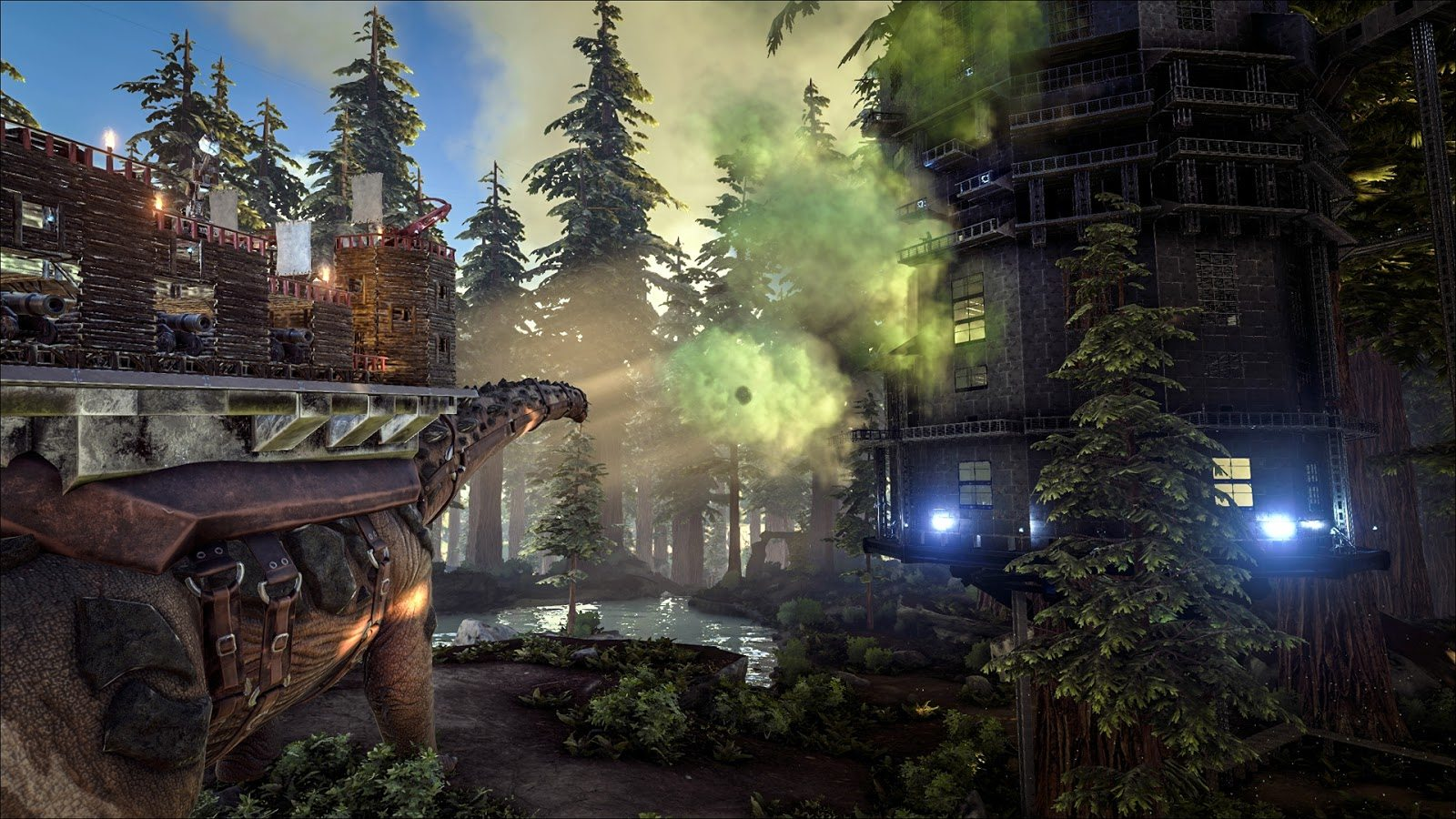 Studio Wildcard Delivers All New ARK: SURVIVAL EVOLVED Dino and More