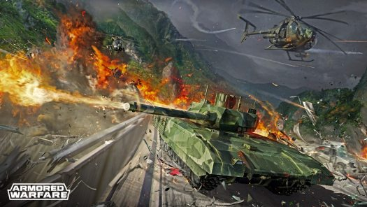 ARMORED WARFARE Update Adds New Features to Enhance Gameplay