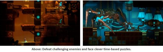 Clockwork Successfully Greenlit on Steam, Launch-Week Promotion Announced