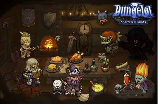 Dungelot: Shattered Lands Now Available on Google Play