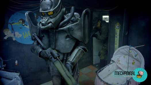FALLOUT: REVELATION TV Pilot Exclusive First Look from San Diego Comic-Con