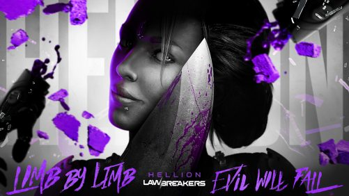 LawBreakers Releases Play the Assassin Video