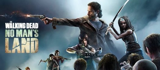 The Walking Dead: No Man's Land Lets You Play as Rick, Michonne, Carol and More