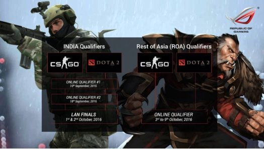 ASUS Republic of Gamers Announces Maiden Launch of ROG Masters India Qualifiers