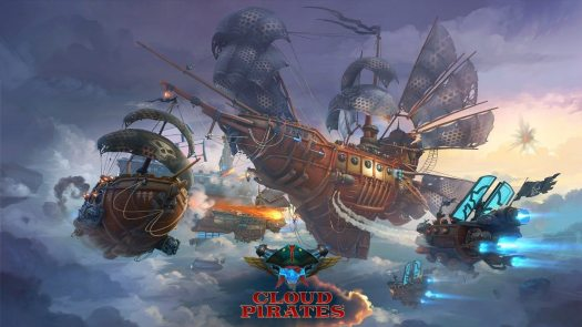 CLOUD PIRATES Enters Steam Early Access
