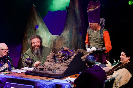 Watch Dungeons & Dragons: Live from PAX West with Your Friends in Cinemas Nationwide
