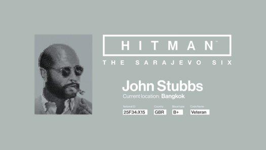 HITMAN The Sarajevo Six - The Veteran Now Available