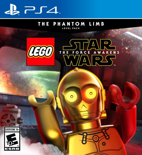 LEGO Star Wars: The Force Awakens FREE Phantom Limb DLC Level Pack Available Now Exclusively for PS4 & PS3