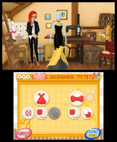 Dominate the Fashion World in Nintendo 3DS STYLE SAVVY: FASHION FORWARD