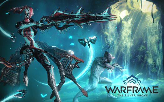 Warframe The Silver Grove Key Art Gaming Cypher