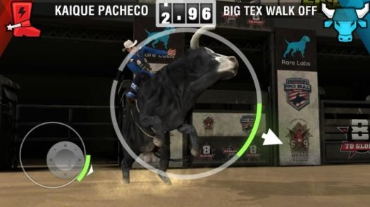 8 To Glory Official Mobile Game Launched by PBR (Professonal Bull Riders)