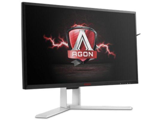 AOC Announces US Availability of AGON Premium Gaming Monitor Line